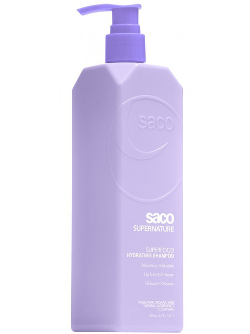 Sacco Superfood Hydrating Shampoo