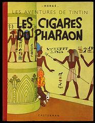 Casterman Les Cigares du Pharaon 1942 GI
