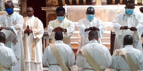Ordinations to the Priesthood  -  Rome, 4 July 2020