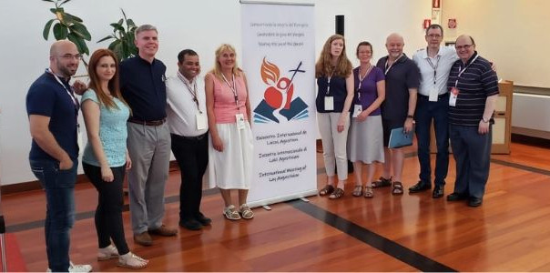 """IV International Congress of Lay Augustinians - """"Sharing the Joy of the Gospel"""""""