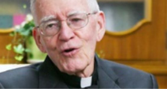 Bishop who brought Augustinians to Korea dies