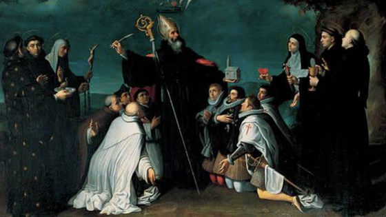 Feast of All Saints of the Augustinian Order