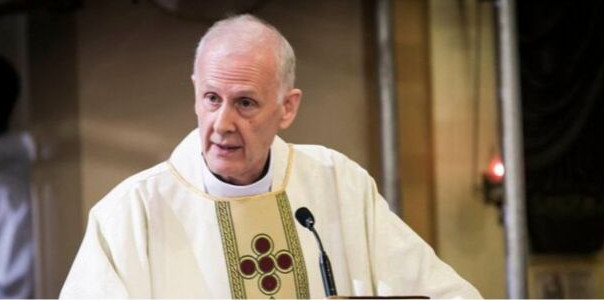 Fr Paul Graham elected as Assistant General to the General Council of the Curia