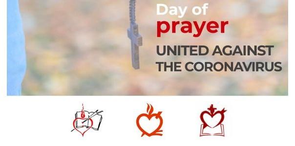 """Day of prayer - """"United Against the Coronavirus"""""""