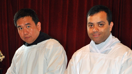Two Augustinian Friars to be Ordainedto the Priesthood