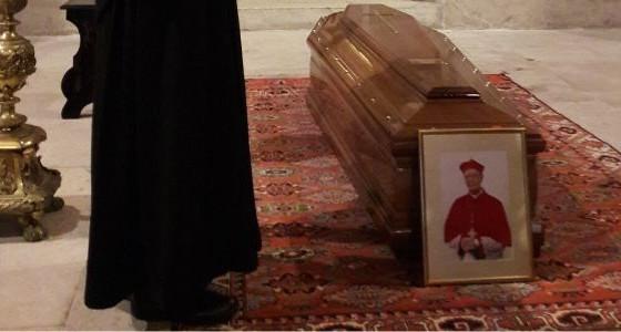 Augustinian Cardinal Dies