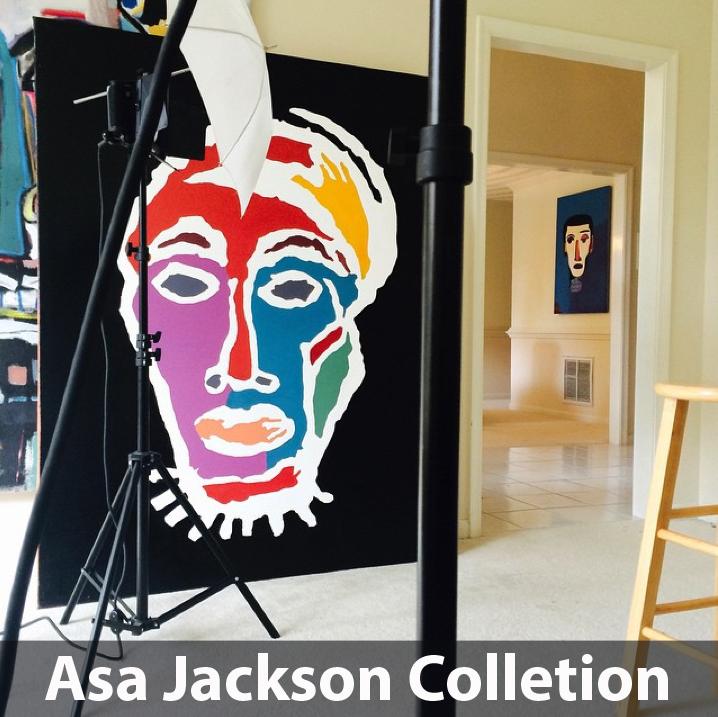Asa Jackson Art