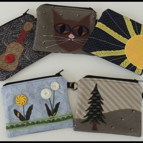 Collection of Coin Purses