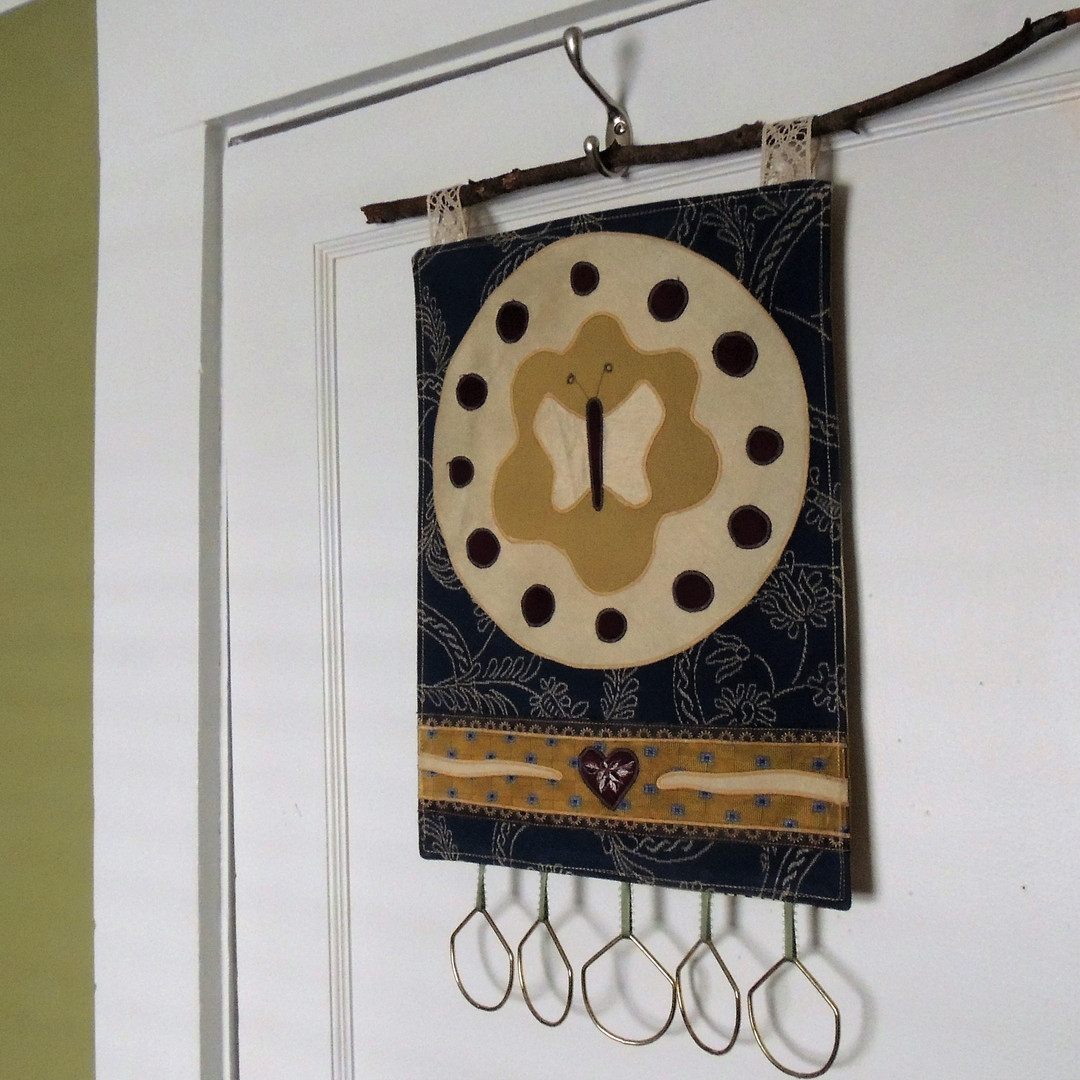 Found Object Wall Hanging