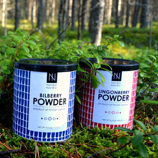 Finnish Super Berries & Cancer
