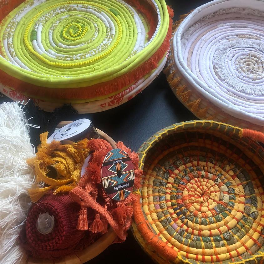 Coiled Basket Workshop NEWCASTLE