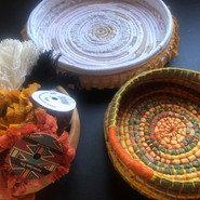 Coil Basket Weaving Workshop