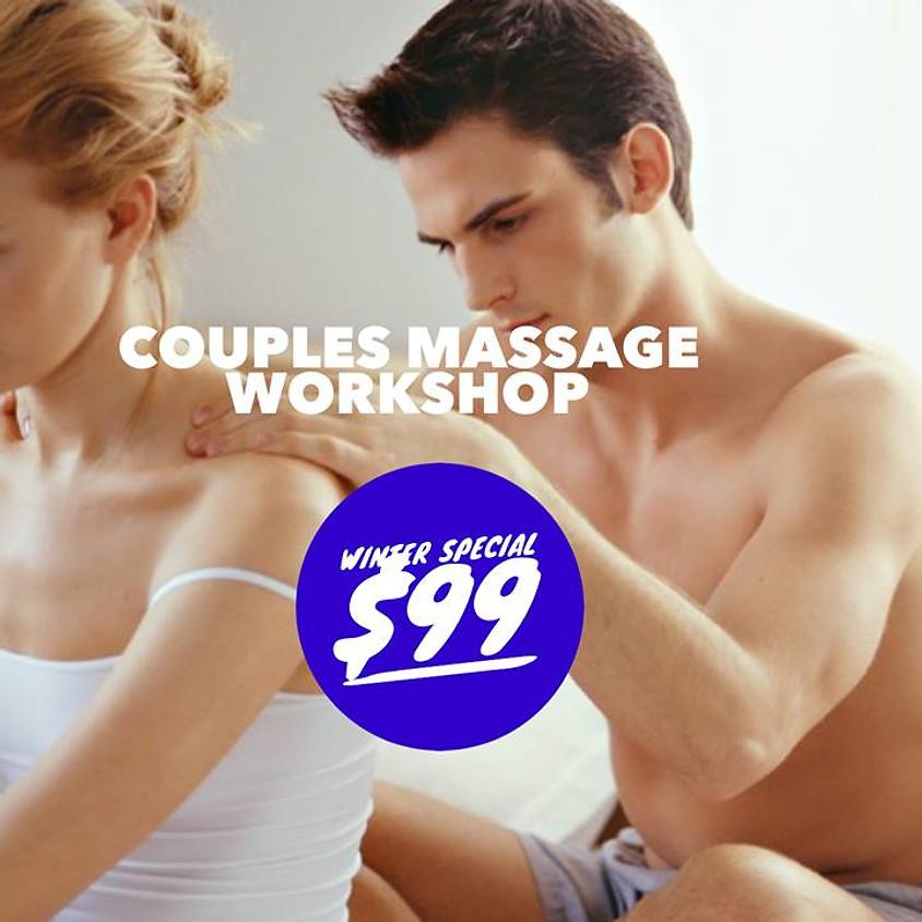 Couples Massage Workshop - Bega