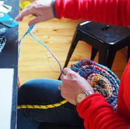 Coil Weaving Basket Workshop