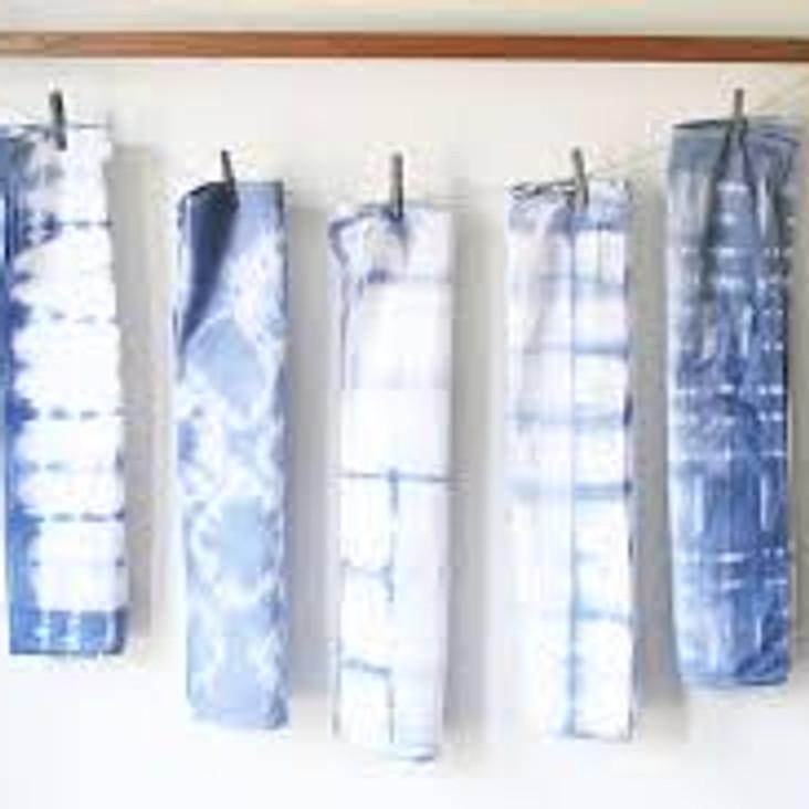 Shibori Japanese Dyeing Workshop NEWCASTLE