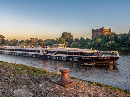 Planes, Trains and River Cruising!