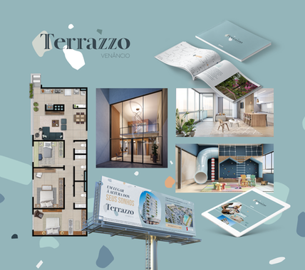 Terrazzo Venâncio - Sotrin