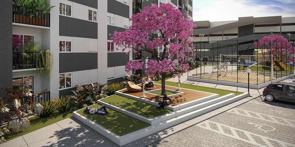 Porto 5 - Acqua Parque Residence