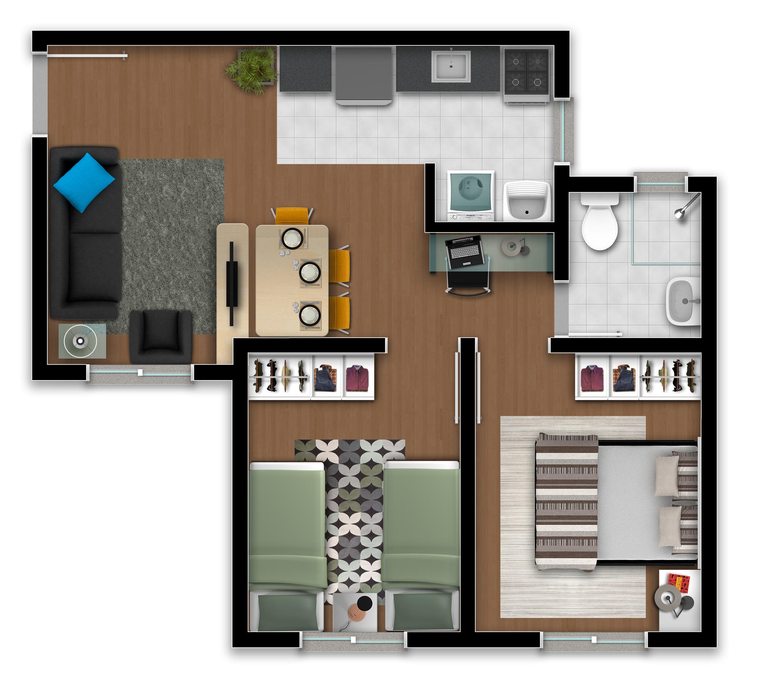 Residencial Venezia