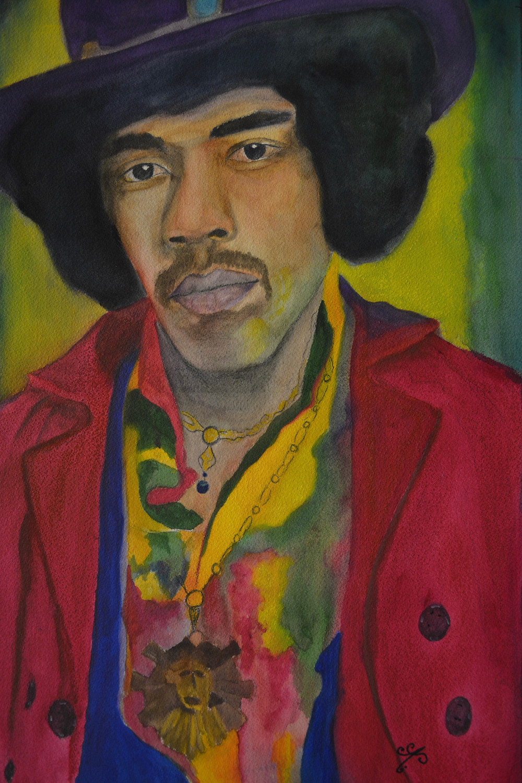 Purple Haze with Jimi Hendrix