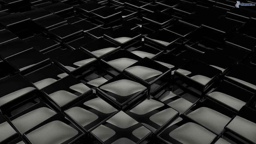 Siyah Kristaller Küpü (1 Uyumlama)