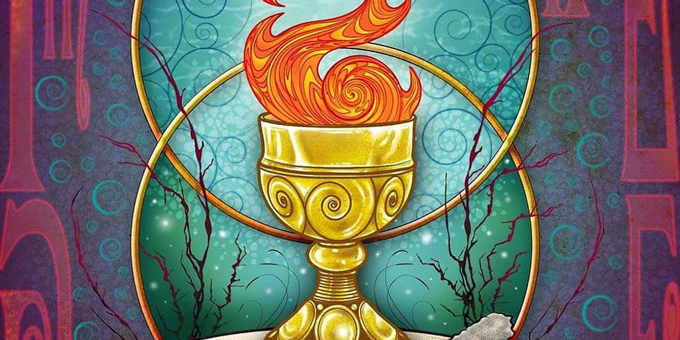 Imbolc~Brigid's Sacred Flame Circle