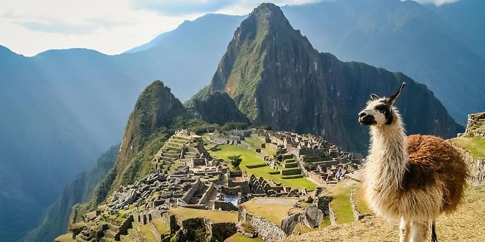 Sacred Peru Retreat 2019