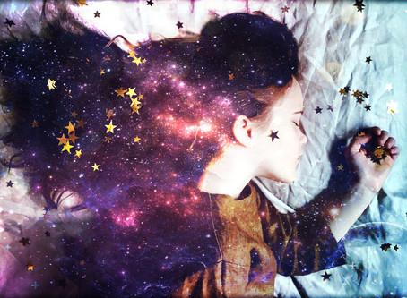 A little girl's sacred dream