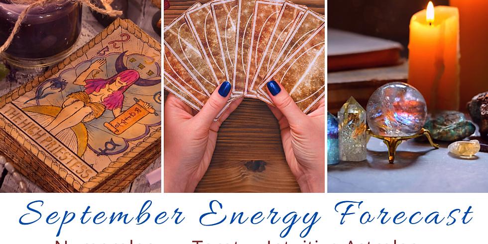 September Energy Forecast Reading