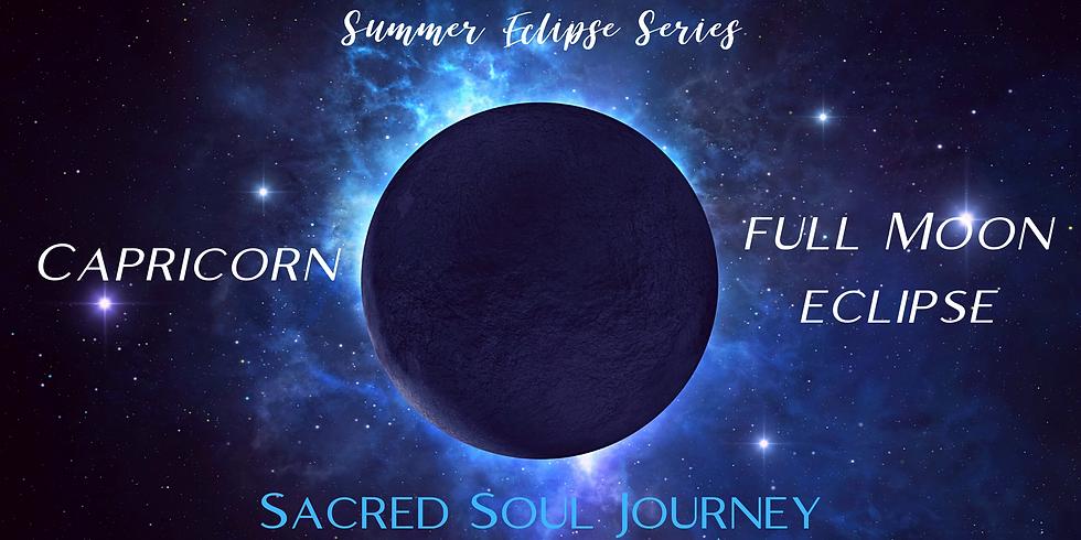 Capricorn Full Moon Eclipse
