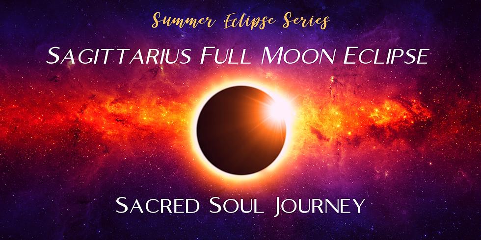 Sagittarius Full Moon Eclipse