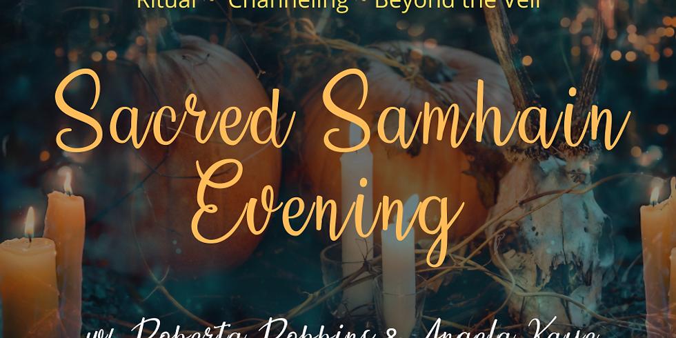 Sacred Samhain Evening