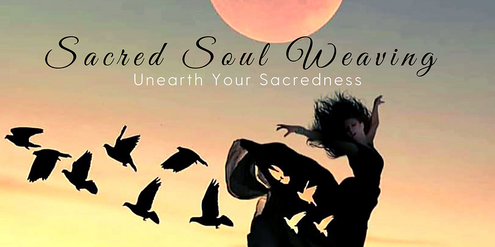 Unearth Your Sacredness
