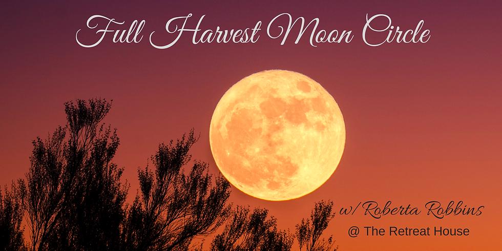 Full Harvest Moon Circle