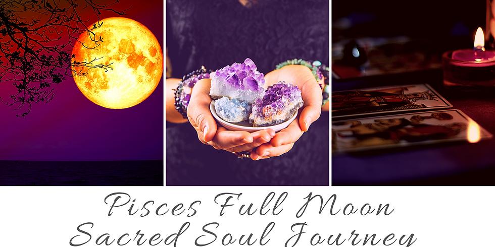 Pisces Full Moon Soul Journey