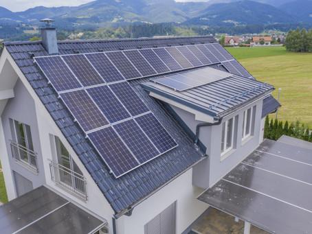 ✅ O que é energia solar residencial