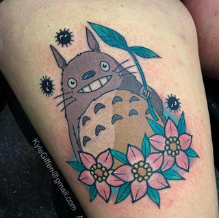 Tattoo by our artist Kyle. _kylegiffen i
