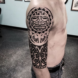 Tattoo by our artist Kevin. _kevinadtatt