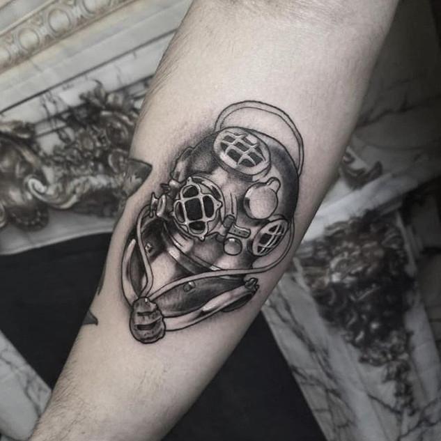 Tattoo by our artist _josiahodom !_Josia