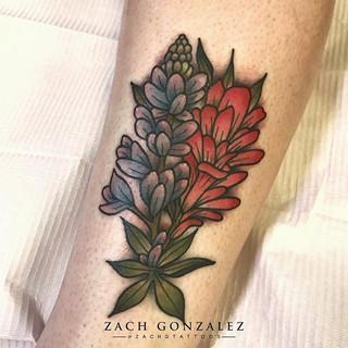 Tattoo by our artist Zach. _zachtattoos