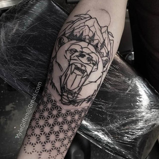 Tattoo by our artist Kyle. _kylegiffen i