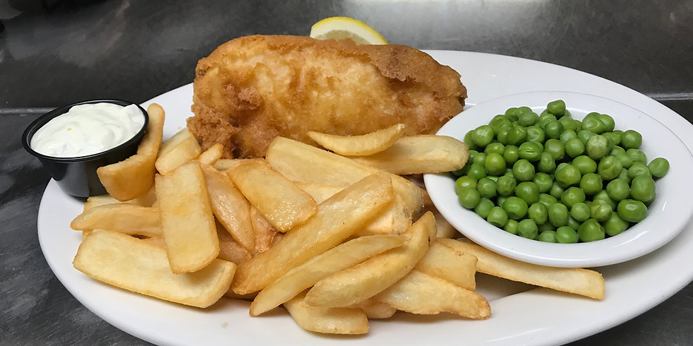 ALL YOU CAN EAT FISH & CHIPS EVERY MONDAY