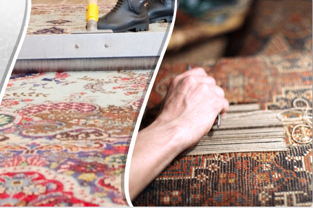 Rug Repair and Cleaning