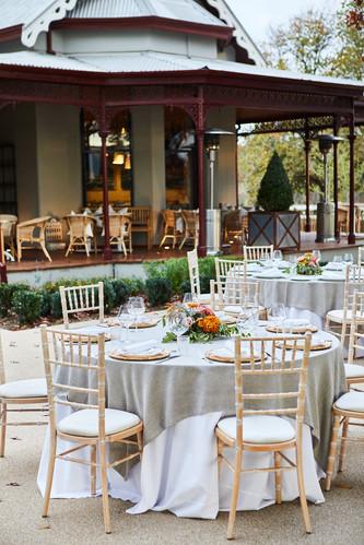 Wedding on the Motorcourt