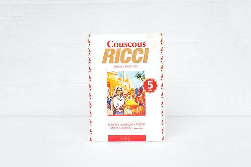 Ricci Cous Cous