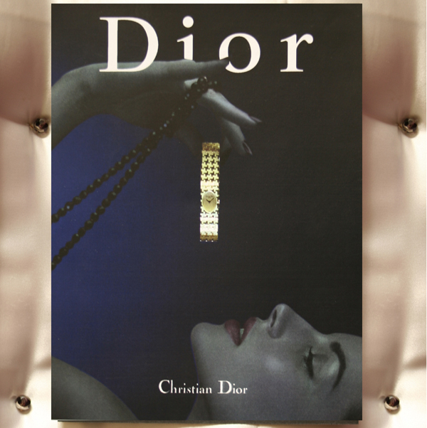 Campagne Dior Accessoires