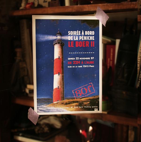 Affiche Le Boer II