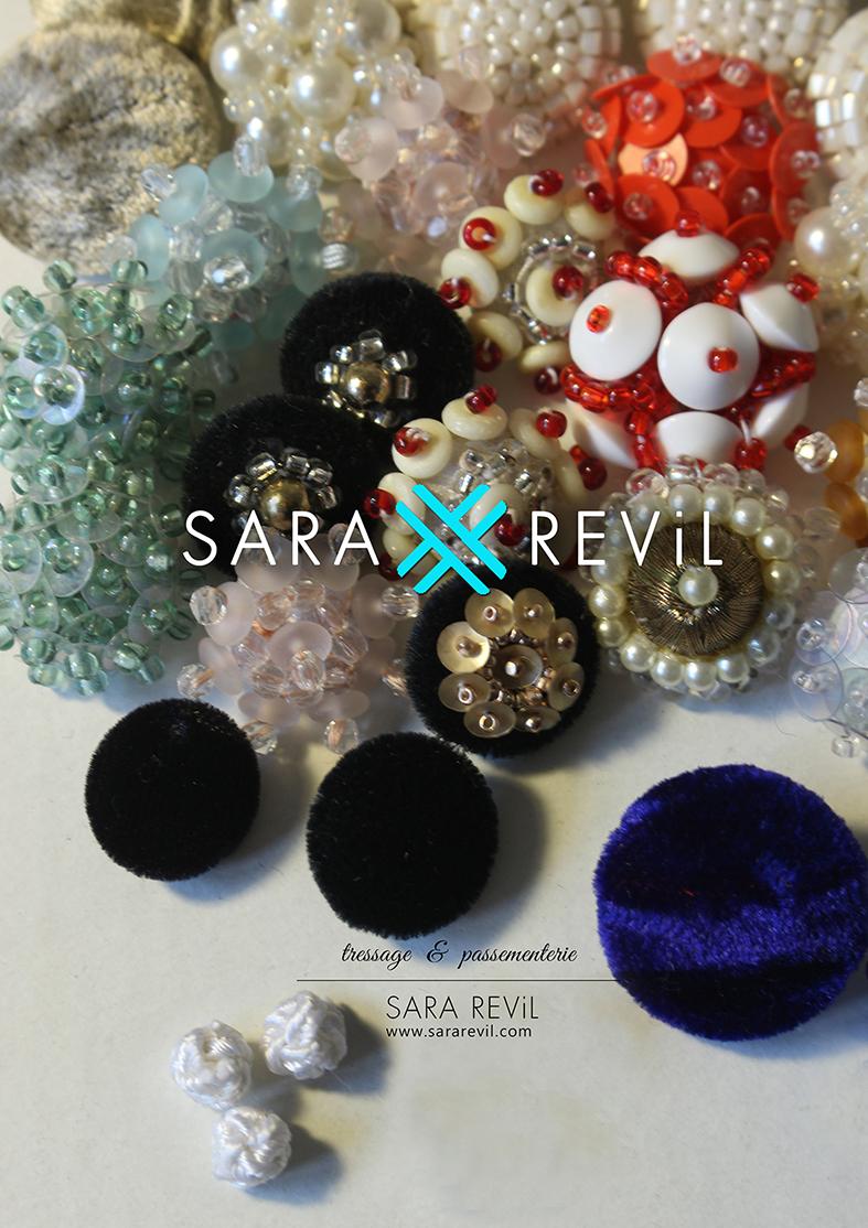Collection catalogue Sara Revil