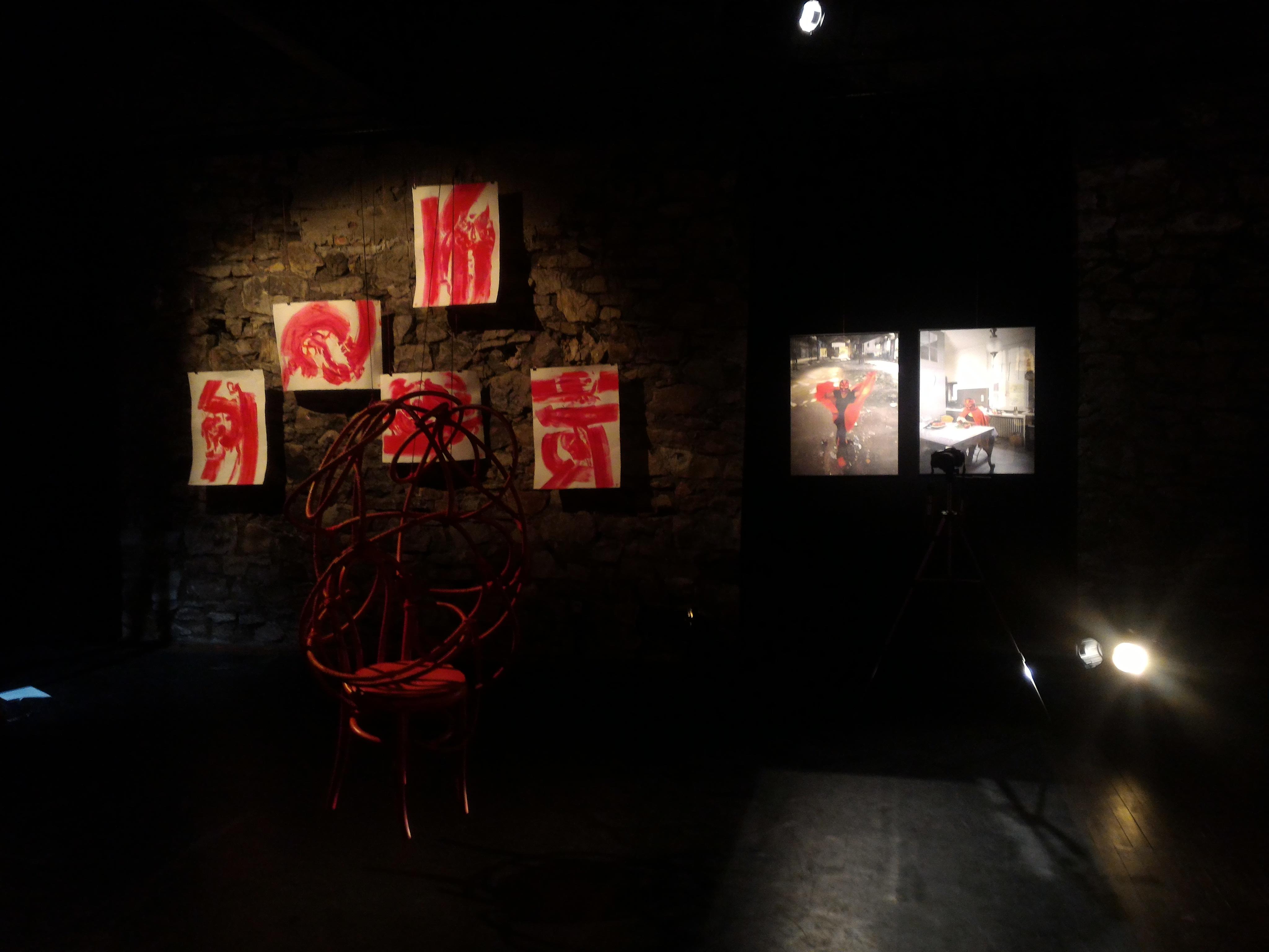 expo théâtre du Verso