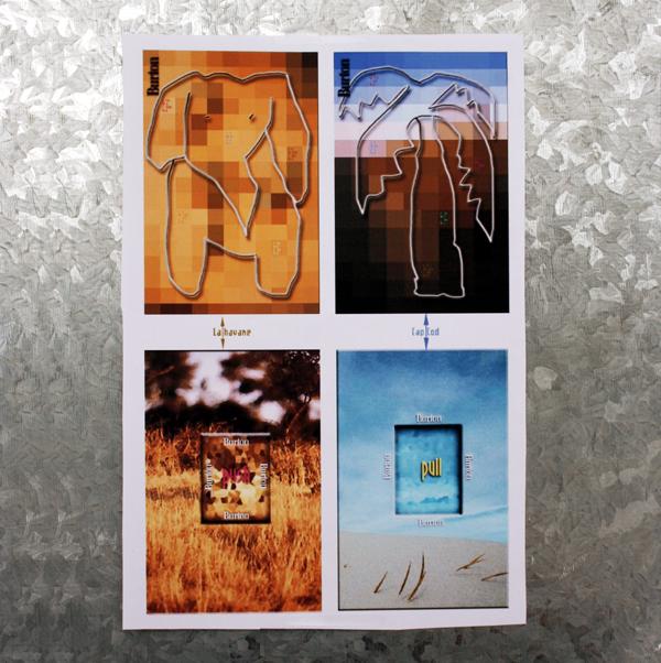 Concept vitrine